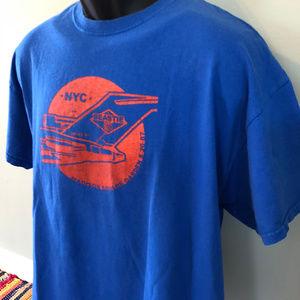 Vintage Shirts - 1987 Beastie Boys Concert Shirt MSG NYC Tour Band